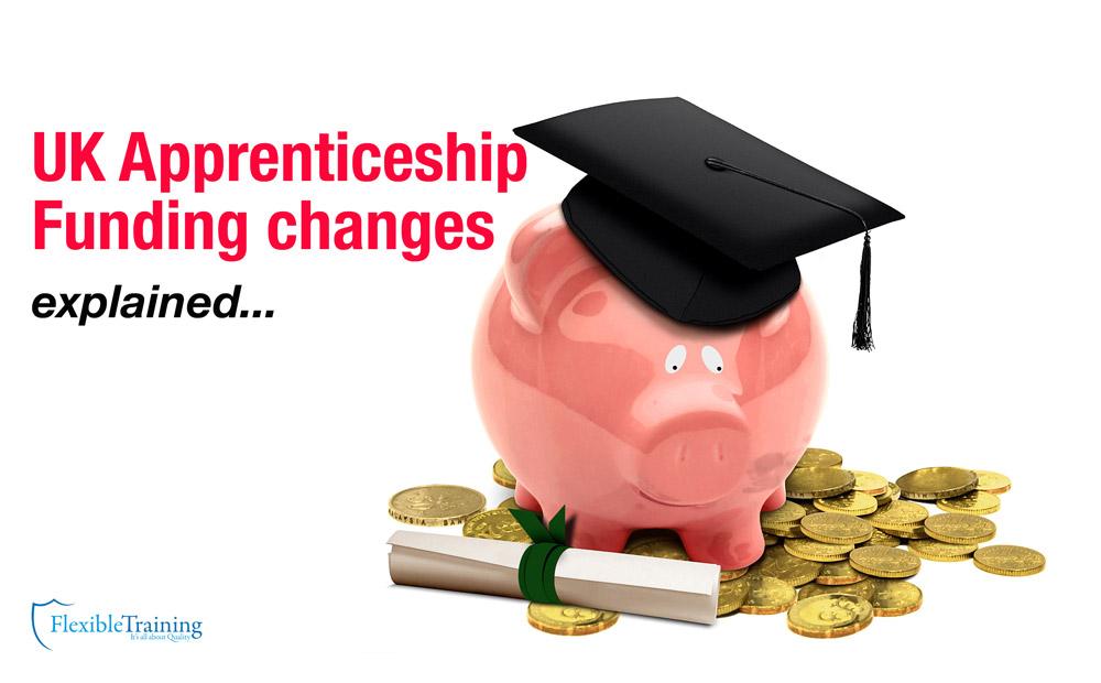 Latest news on Apprenticeship Funding – important!
