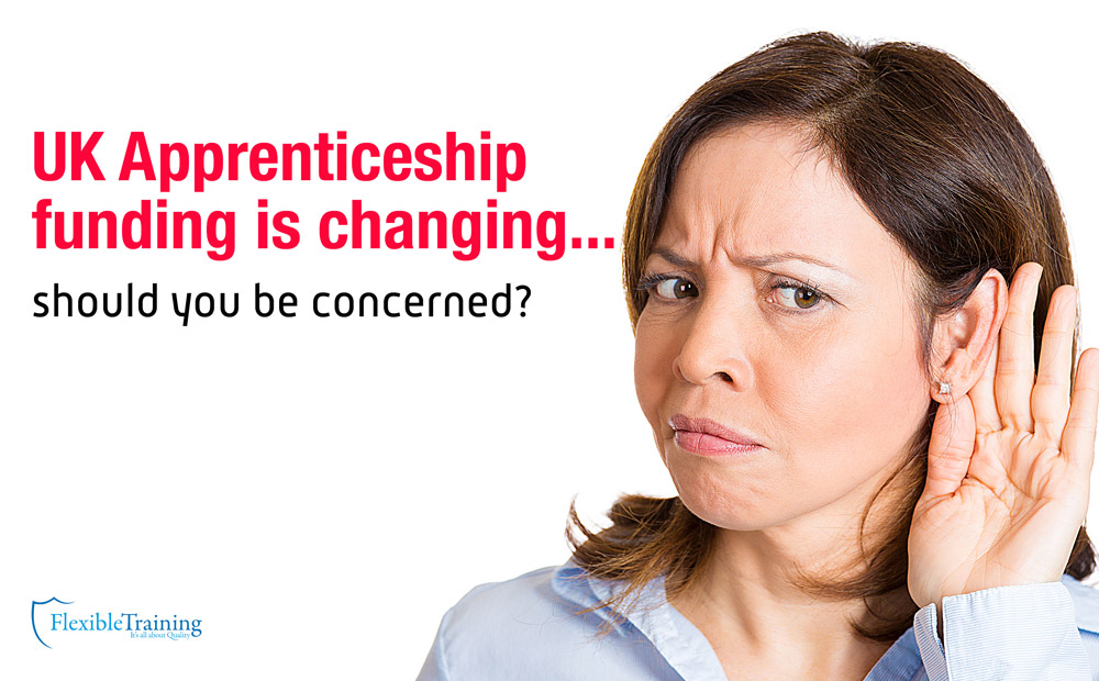 Changes to Apprenticeship funding