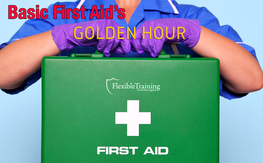 Benefits of a Basic First Aid course