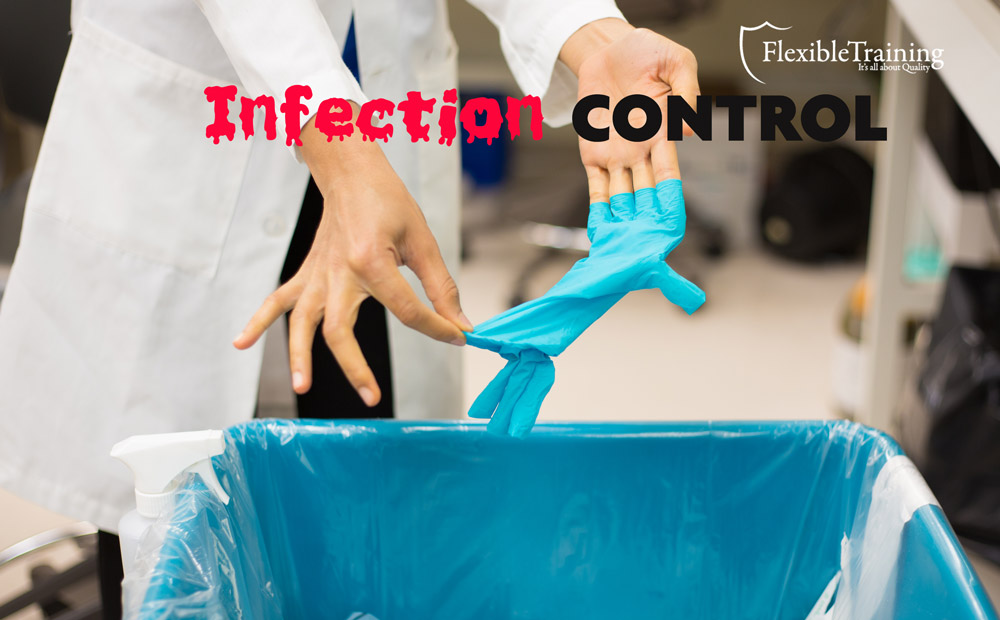 Infection Control is more than washing your hands