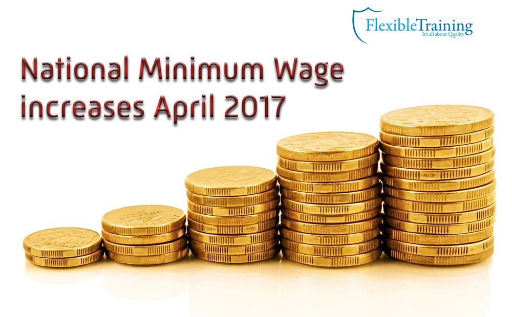 Minimum wage to rise April 1st 2017