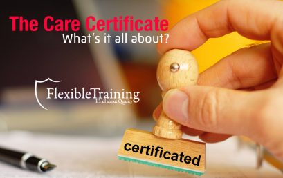 The Care Certificate – What's It All About?