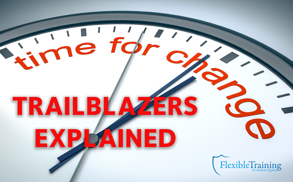 Trailblazers – what's it all about?